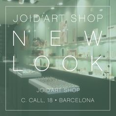 The Joid'art store in Barcelona's Carrer Call has been revamped. New turquoise walls, new furniture and beach sand lend a more Mediterranean air to our creations. #joidart #joidartstores #joidartcall #contemporaryjewellery #contemporaryjewelry #joyeriacontemporanea #joieriacontemporania #barcelona #crafts #jewelry #joidartonlineshop