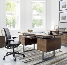 professional and elegant desk