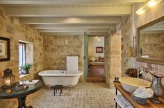 EXCLUSIVE SUITES, OLD MEDIEVAL TOWN, RHODES, GREECE.  kokkiniporta.com Rhodes Hotel, Greece House, Green Marble, Medieval Town, Home Recipes, Clawfoot Bathtub, Hotel Reviews, Wood Table, Trip Advisor