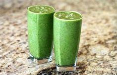 Batido saludable y delicioso para bajar de peso y desintoxicar el cuerpo