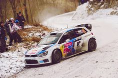 Here's your Car Porn of the Day: Sebastien Ogier's Volkswagen Polo WRC