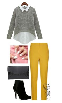 Autumn 2015 by chilluci on Polyvore featuring Pinko and ALDO