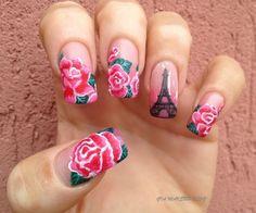 Roses in Paris.