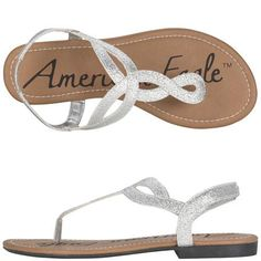 American EAgle $19 #sandals #flats #shoes