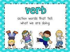 Grammar Poster Set {Noun, Adjective and Verb} - Live Love Laugh Kindergarten - TeachersPayTeachers.com