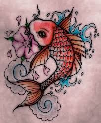 Resultado de imagen para tatuajes de pez koi  tatuajes willy