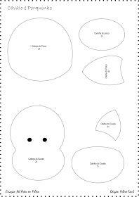 Feltro Fácil Moldes e Apostilas: Fazendinha em Feltro