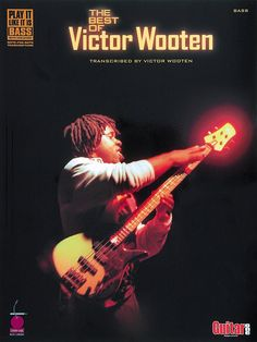 Cherry Lane - The Best Of Victor Wooten Bass Tab Songbook