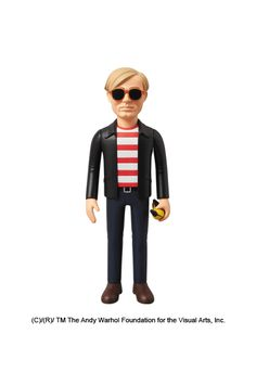 Andy Warhol by Medicom Toy