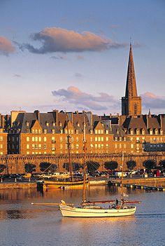 Vacances réservées St Malo :-)