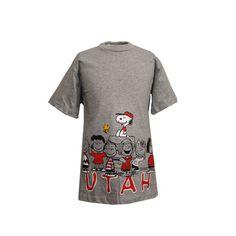 Utah Utes and Peanuts Come Together Shirt