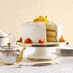 Lemon Layer Cake Recipe - Good Housekeeping