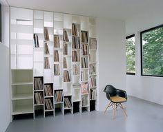 Bibliothèque séparation