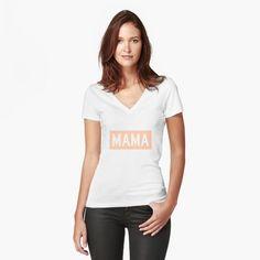 Grown Woman -ish print Women's Fitted V-Neck T-Shirt Sweat Shirt, T Shirt Fun, V Neck T Shirt, Shirt Print, Shirt Men, Nerd Shirt, Shirt Dress, Graphic T Shirts, T Shirt Citations
