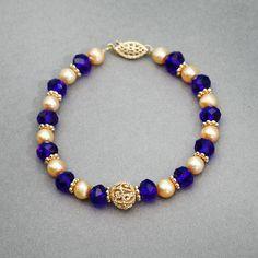 Gold Divine Bracelet