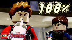 LEGO Marvel's Avengers - 100% Guida a Livello Completo - Non Cado Giù - ...