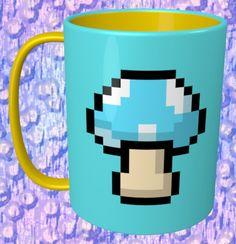 Dot Mushroom Mug