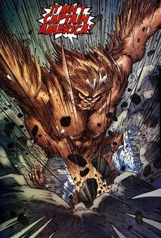 Marvel's Sasquatch