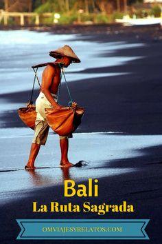 Una ruta de viaje por lo más sagrado de la Isla de Bali. #Bali