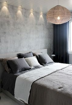 Blue Bedroom Ideas - Set light blue wall surfaces with an intense silver declaration piece for a terrific unified look. Brighten up your blue bedroom by using light blue decoration and also white as an accent color. Enhance blue walls with pops of yellow. Usage yellow in your pillows and in your furnishings. #bluebedroom #bedroomideas #bedroomideaswithbluebedding