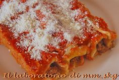 Lasagna, Food And Drink, Cooking, Ethnic Recipes, Diy, Kitchen, Bricolage, Do It Yourself, Homemade