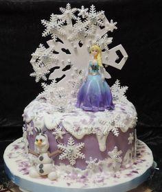 #frozen #elsa #sugarmania www.facebook.com/SugarmaniaCakes www.sugarmania-cakes.blogspot.com.ar www.sugarmania.webeden.co.uk