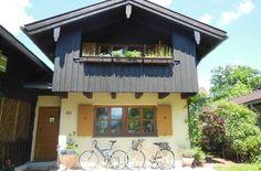 Charmantes Haus am Alpenrand