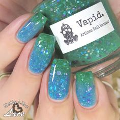"""Awesome Sauce Indie Box Mermani Theme - Vapid Lacquer """"No Clam Shells Needed"""" mini"""