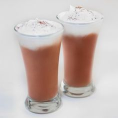 Añejo tequila and spicy chili powder give a kick to this spiked hot chocolate.