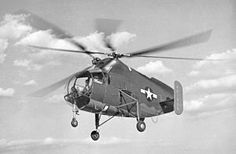 The Kellett XR-8 (later redesignated XH-8) was a helicopter built in the United States during World War II. It was a two-seat machine intended to demonstrate the feasibility of a twin-rotor system, and while it accomplished this, it also demonstrated a number of problems that prevented further development of this particular design.