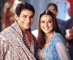 Saif Ali Khan and Preity Zinta - Kal Ho Na Ho (2003)