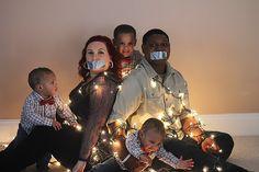 Christmas Card Pictures, Christmas Cards, Merry Christmas, Silent Night, Vintage Comics, Family Christmas, Family Photos, Concert, Woman