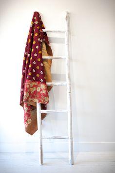 GOLDEN CARNATIONS Kantha Quilt, Quilts, Carnations, Ladder Decor, Vintage, Home Decor, Decoration Home, Room Decor, Quilt Sets