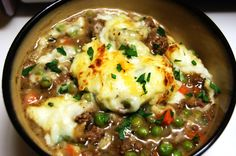 Genuinely Irish Shepherds Pie - I Cook Different Irish Recipes, Pie Recipes, Cooking Recipes, Dinner Recipes, Irish Meals, Pumpkin Recipes, Cooking Ideas, Dinner Ideas, Breakfast Recipes