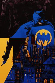 Batman byDustin Nguyen. - Living life one comic book at a time.