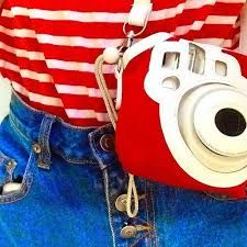 Image result for red and blue aesthetic