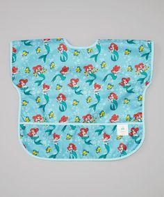 Look at this #zulilyfind! Disney Baby Ariel Waterproof Junior Bib by Disney Baby from Bumkins #zulilyfinds