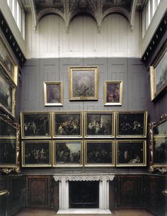 Picture Room - Soane Museum