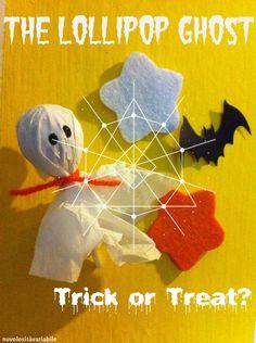The Lollipop Ghost