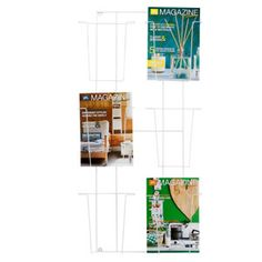 1000 images about range courrier journeaux on pinterest cadre photo murals and magazine racks for Range courrier mural metal
