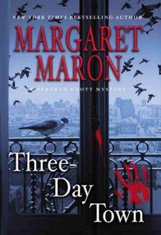 Three Day Town by Margaret Maron  2011 Agatha Award: Best Novel winner