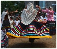 Whirling women, Iran