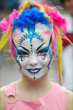 Cirque Plus :: Maquillage