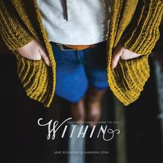 WITHIN || EBOOK & INDIVIDUAL PATTERNS AVAILABLE NOW! | Very Shannon - Blog | Bloglovin'