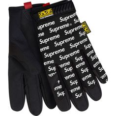 Supreme®/Mechanix® Original Work Gloves