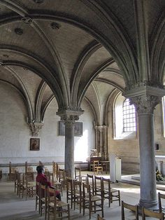 Basilique de Vézelay (Yonne) - Bourgogne