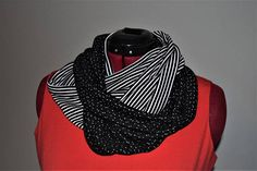 Foulard infini Turtle Neck, Sweaters, Fashion, Infinity Symbol, Headscarves, Moda, La Mode, Pullover, Sweater