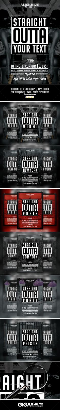 Trap Music Flyer Template    wwwjustledsza    www - benefit flyer template