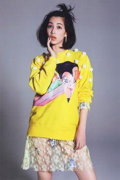 licoricewall:  水原希子 (Kiko Mizuhara): SEDA magazine / Jenny Fax