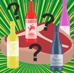 What a lovely pair!: Rude Wines simple guide to finding the perfect partner to your steak - Herefordshire Live